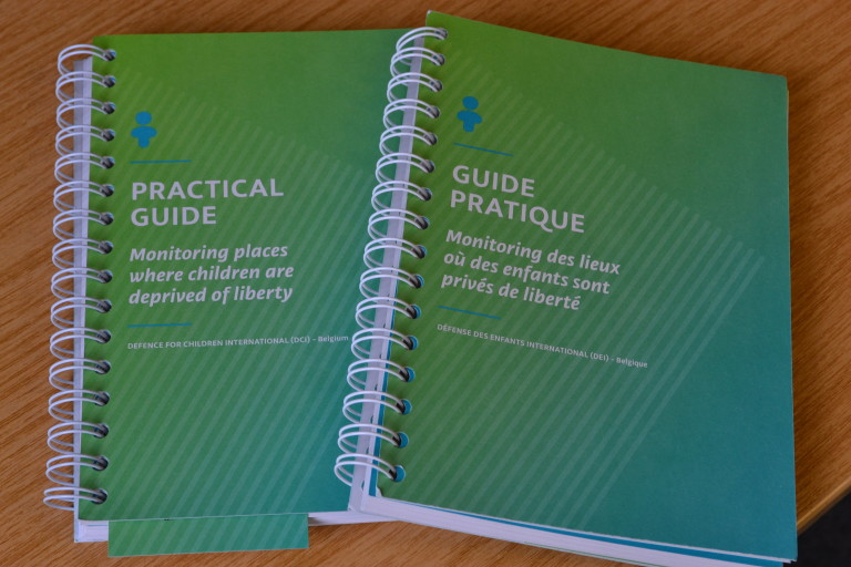 Children Behind Bars: DCI Practical Guide