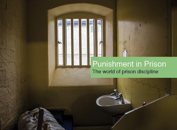 Punishment in Prison report cover