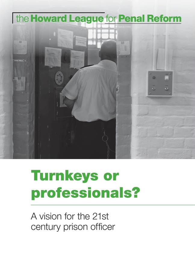 Turnkeys or professionals report cover