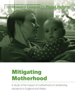 Mitigating motherhood report cover