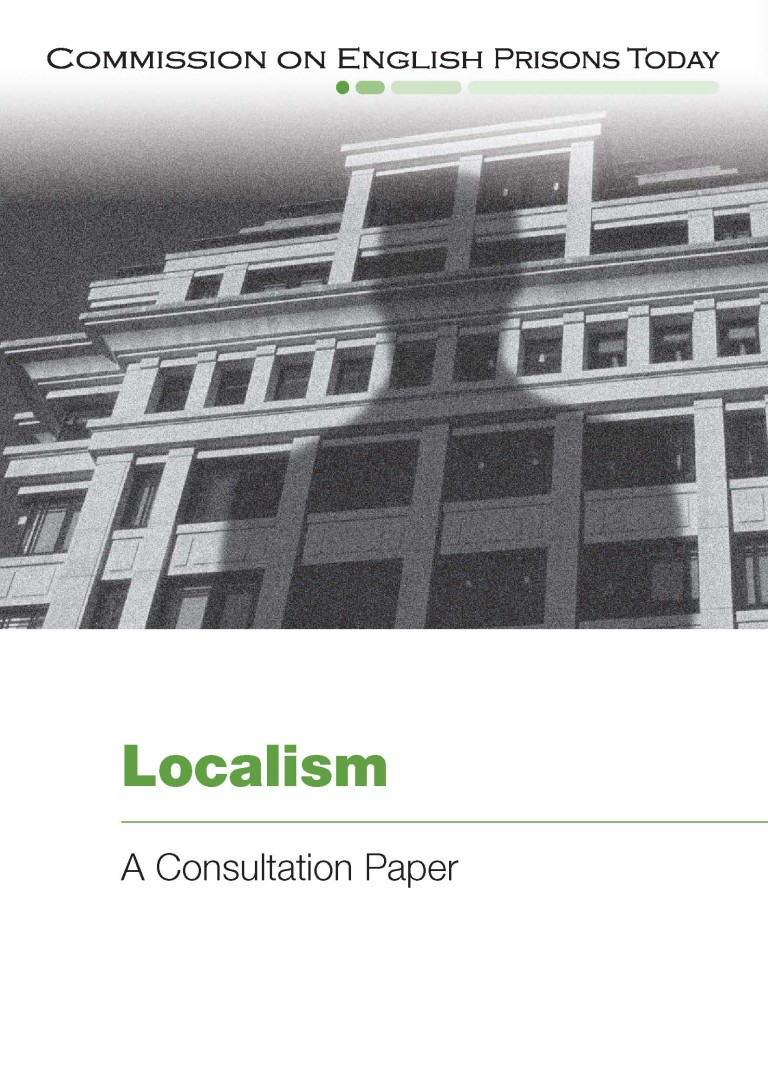 Localism report cover