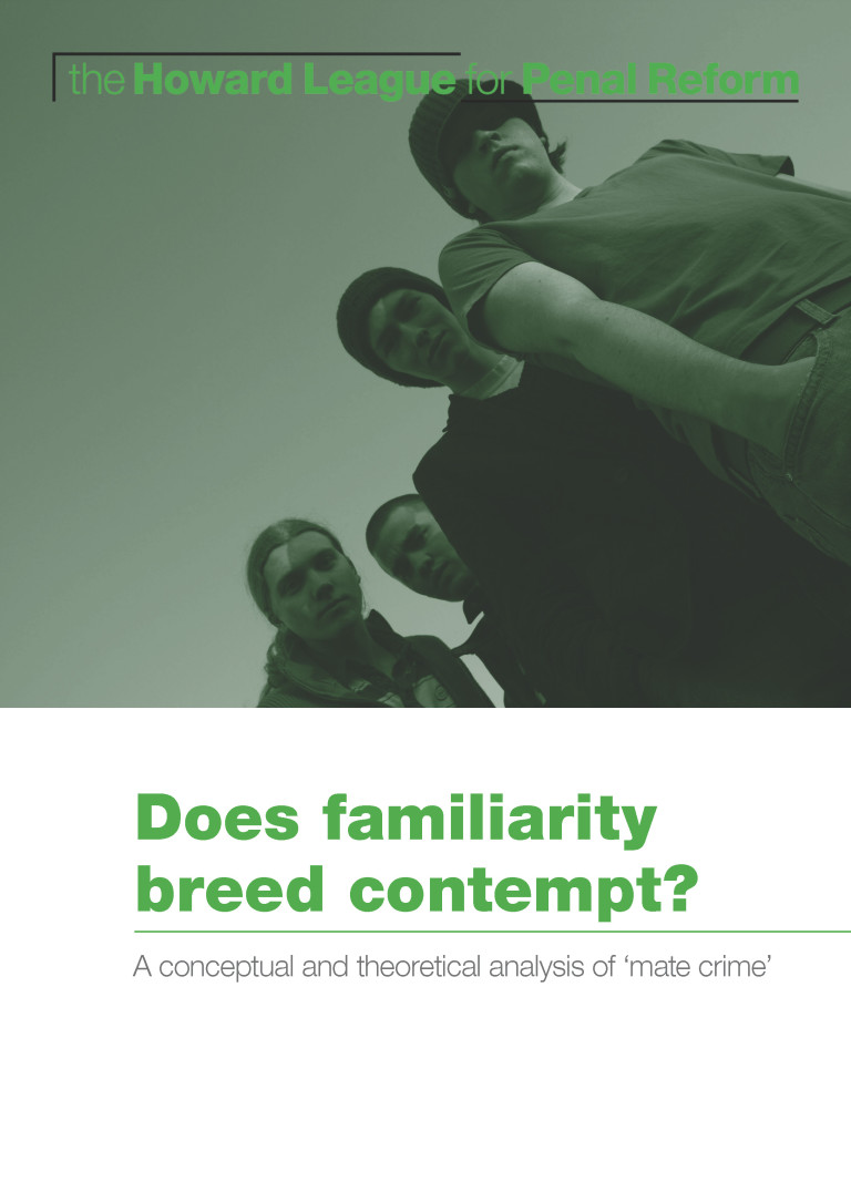 Does familiarity breed contempt report cover