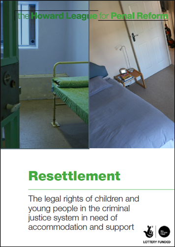 Resettlement report cover