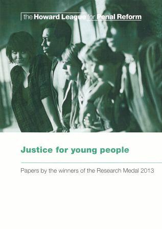 Justice for young people report cover