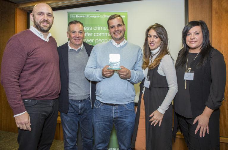 Community Awards 2015: Community Champions Peter Atherton and Matthew Kidd