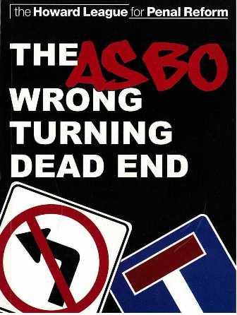 ASBO book cover
