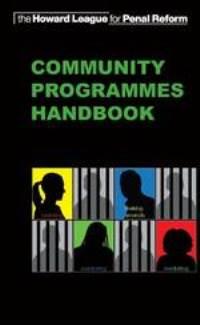 Community Programmes Handbook cover