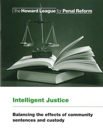 Intelligent Justice report cover