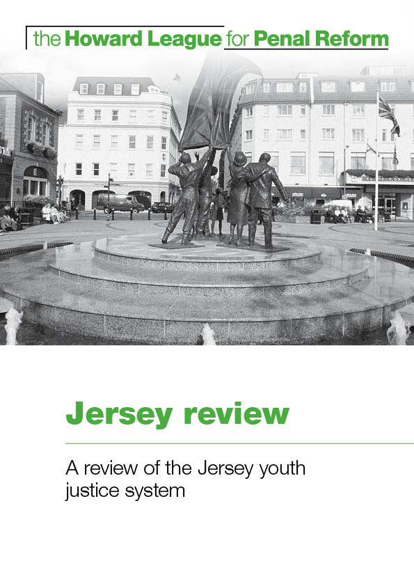 Jersey Review report cover