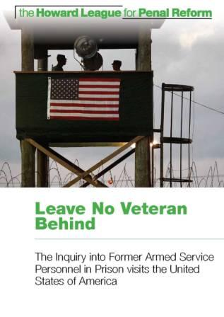 Leave No Veteran Behind report cover