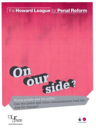 On our side report cover