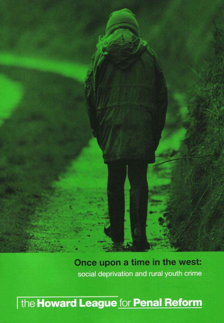 Once upon a time in the west report cover