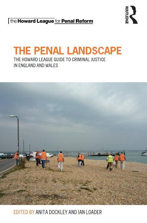 The Penal Landscape book cover