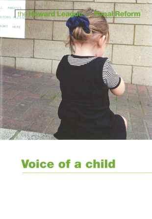 Voice of a child report cover
