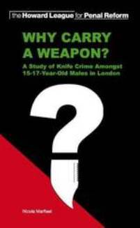 Why carry a weapon book cover
