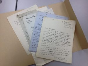 1921 Legal papers concerning the merger of the Howard Association and the Penal Reform League